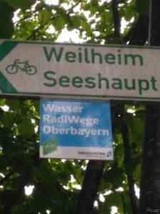 Wasser-Radlwege